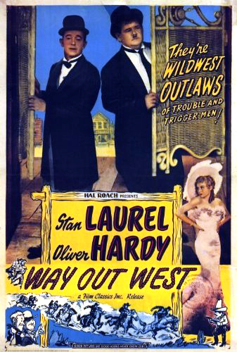 image Way Out West Watch Full Movie Free Online