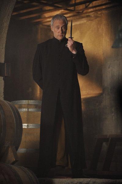 Brent Spiner in Warehouse 13 (2009)