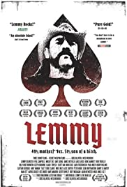 Lemmy (2010) Poster - Movie Forum, Cast, Reviews