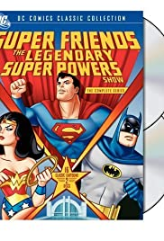 The Case of the Shrinking SuperFriends/The Mask of Mystery Poster