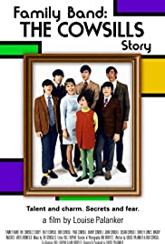 Family Band: The Cowsills Story Poster