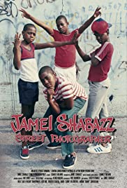 Jamel Shabazz Street Photographer Poster