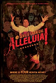 Alleluia! The Devil's Carnival (2016) Poster - Movie Forum, Cast, Reviews