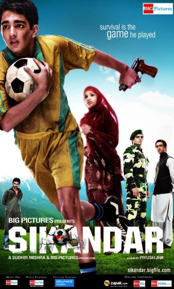 Sikandar 2009 Hindi Untouched 1080p WEB-DL x264 AAC ESub-Hon3y
