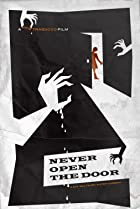 Image of Never Open the Door