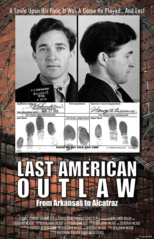 Watch Last American Outlaw (2017) Online Free