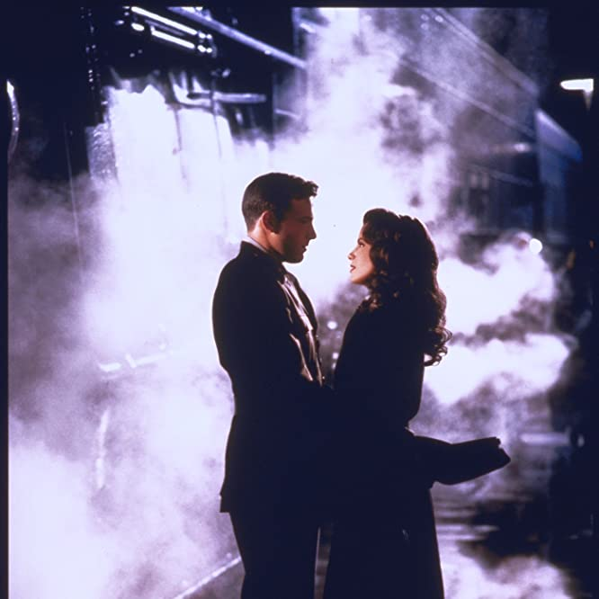Ben Affleck and Kate Beckinsale in Pearl Harbor (2001)