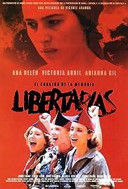 Libertarias Poster