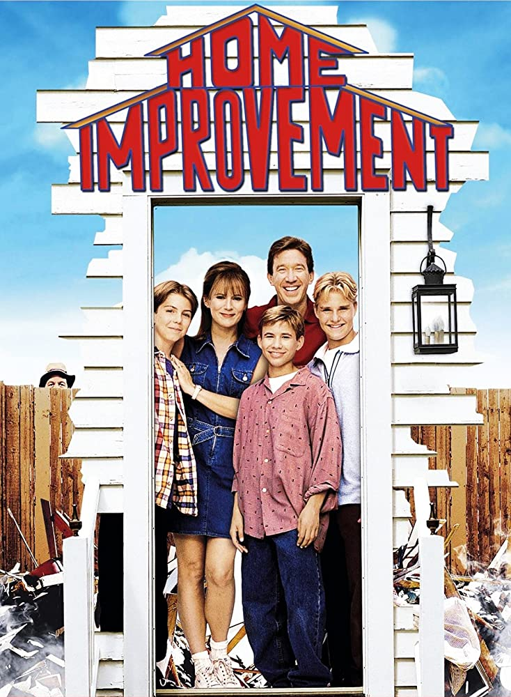 Home Improvement Season 4 Episode 8 Quibbling Siblings cool man ...