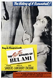 The Private Affairs of Bel Ami(1947) Poster - Movie Forum, Cast, Reviews