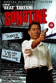 Sonatine Poster