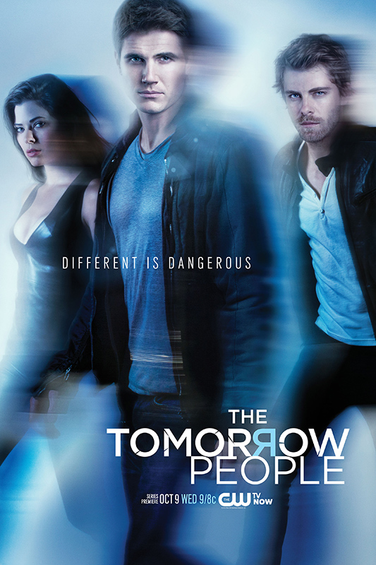 未来青年第一季 /全集The Tomorrow People迅雷下载