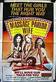 Massage Parlor Wife Poster