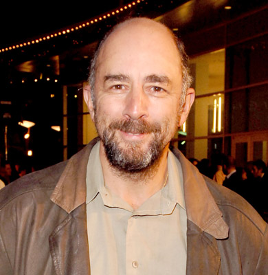 Richard Schiff at an event for Æon Flux (2005)