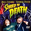 Bela Lugosi and George Zucco in Scared to Death (1947)