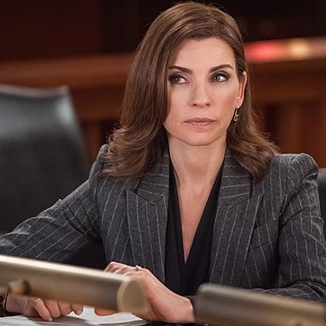 Julianna Margulies in The Good Wife (2009)