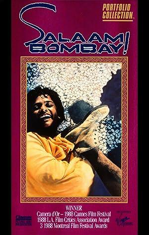 Salaam Bombay! poster