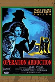 Operation Abduction Poster