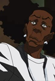 It's a Black President, Huey Freeman Poster