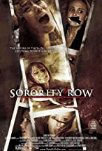 Primary image for Sorority Row
