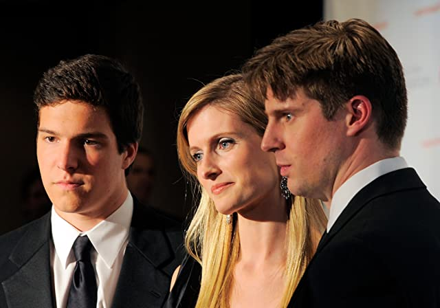 Will Reeve, Matthew Reeve, and Alexandra Reeve Givens