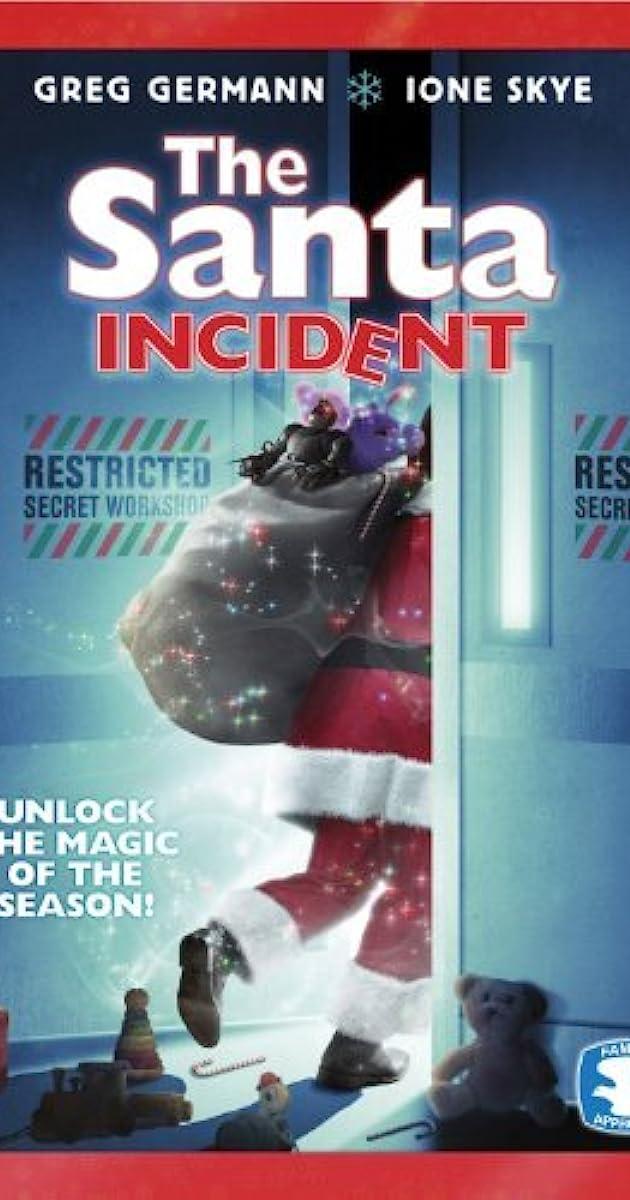 Atsitikimas prieš Kalėdas / The Santa Incident (2010)Online
