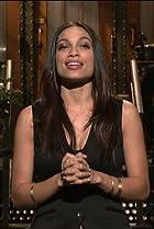 Image of Saturday Night Live: Rosario Dawson/Fleet Foxes