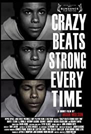 Crazy Beats Strong Every Time Poster