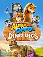 Alpha and Omega Dino Digs(2016)