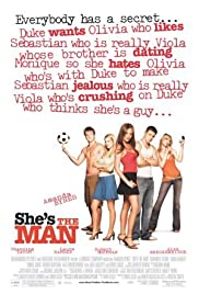 She's the Man (2006) Poster - Movie Forum, Cast, Reviews