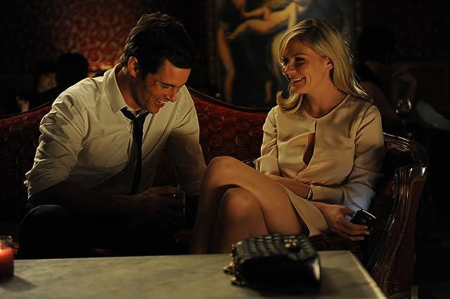 Kirsten Dunst and James Marsden in Bachelorette (2012)