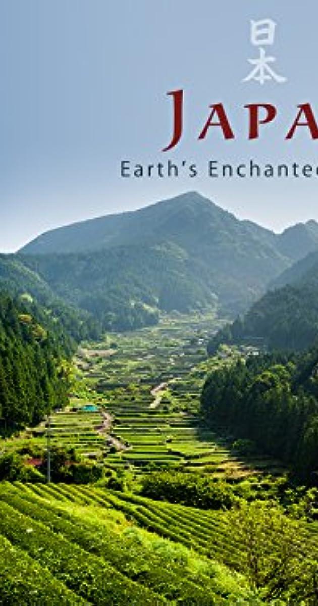 Japan Earth S Enchanted Islands Dvd