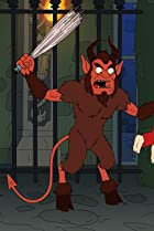 Image of American Dad!: Minstrel Krampus