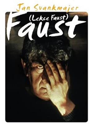 Lesson Faust poster