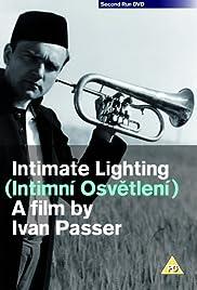 Intimate Lighting(1965) Poster - Movie Forum, Cast, Reviews