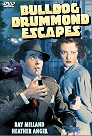 Bulldog Drummond Escapes (1937) Poster - Movie Forum, Cast, Reviews