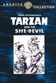 Tarzan and the She-Devil Poster