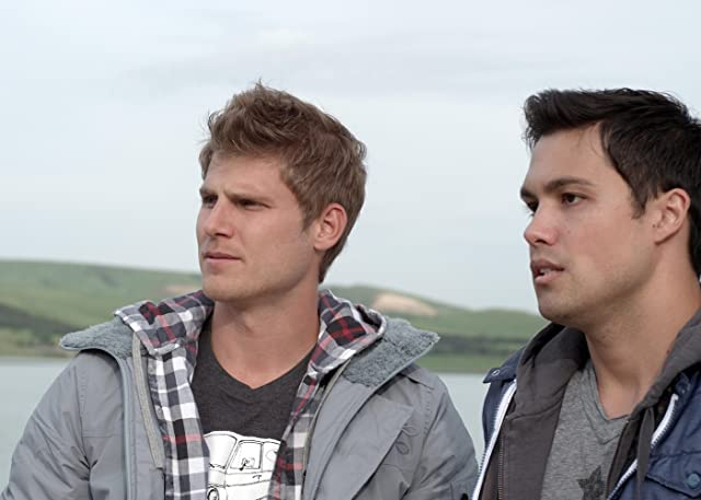 Michael Copon and Travis Van Winkle in 247°F (2011)