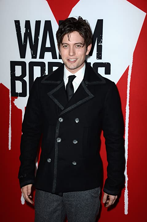 Jackson Rathbone at an event for Warm Bodies (2013)