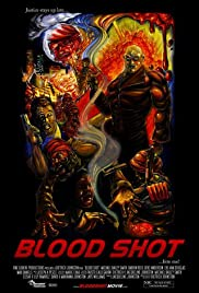 Blood Shot Poster