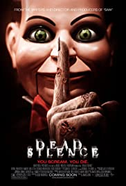 Dead Silence (2007) Poster - Movie Forum, Cast, Reviews