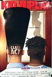 Poster Class Act