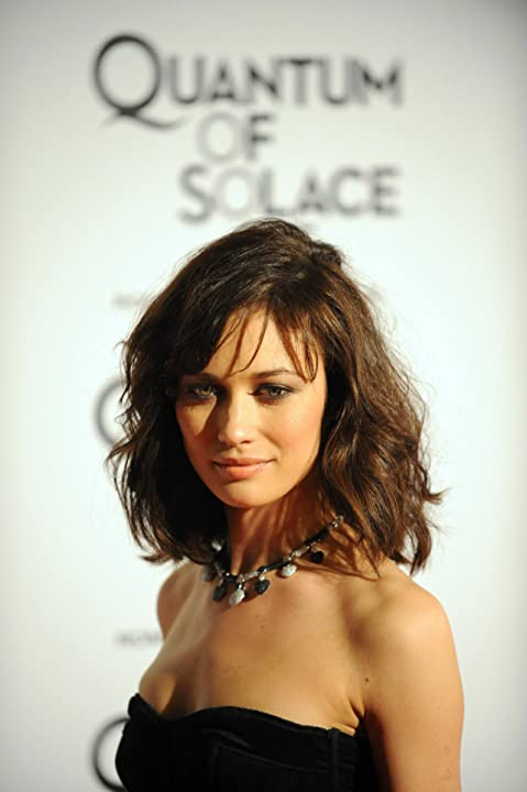 Olga Kurylenko in Quantum of Solace (2008)