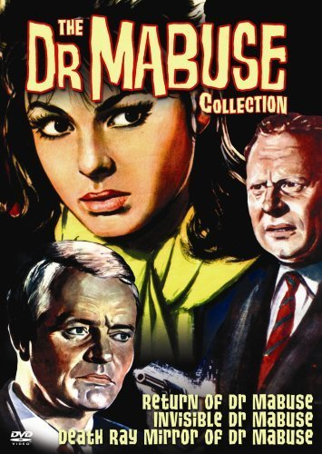 Gert Fröbe, Daliah Lavi, and Peter van Eyck in The Return of Dr. Mabuse (1961)