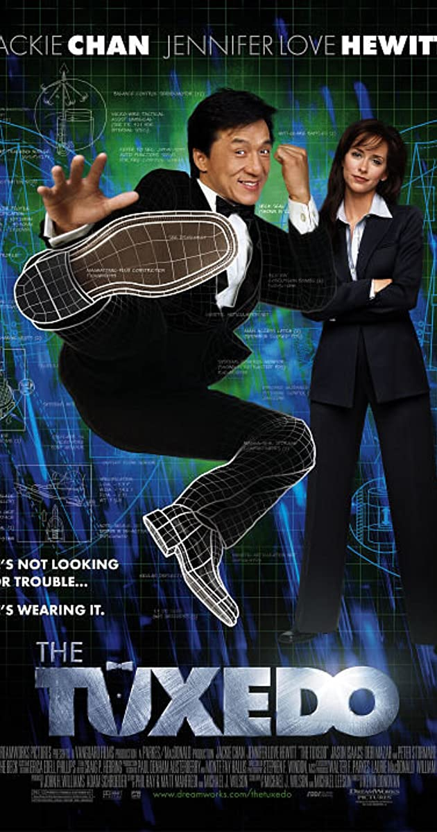 Smokingas / The Tuxedo (2002) Online
