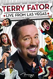 Terry Fator: Live from Las Vegas (2009) Poster - Movie Forum, Cast, Reviews