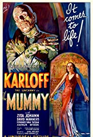 The Mummy (1932) Poster - Movie Forum, Cast, Reviews