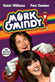 There's a New Mork in Town Poster