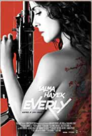 Everly (2014) BluRay 480p 350MB Dual Audio ( Hindi – English ) MKV