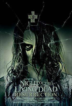 Night of the Living Dead Resurrection (2012)